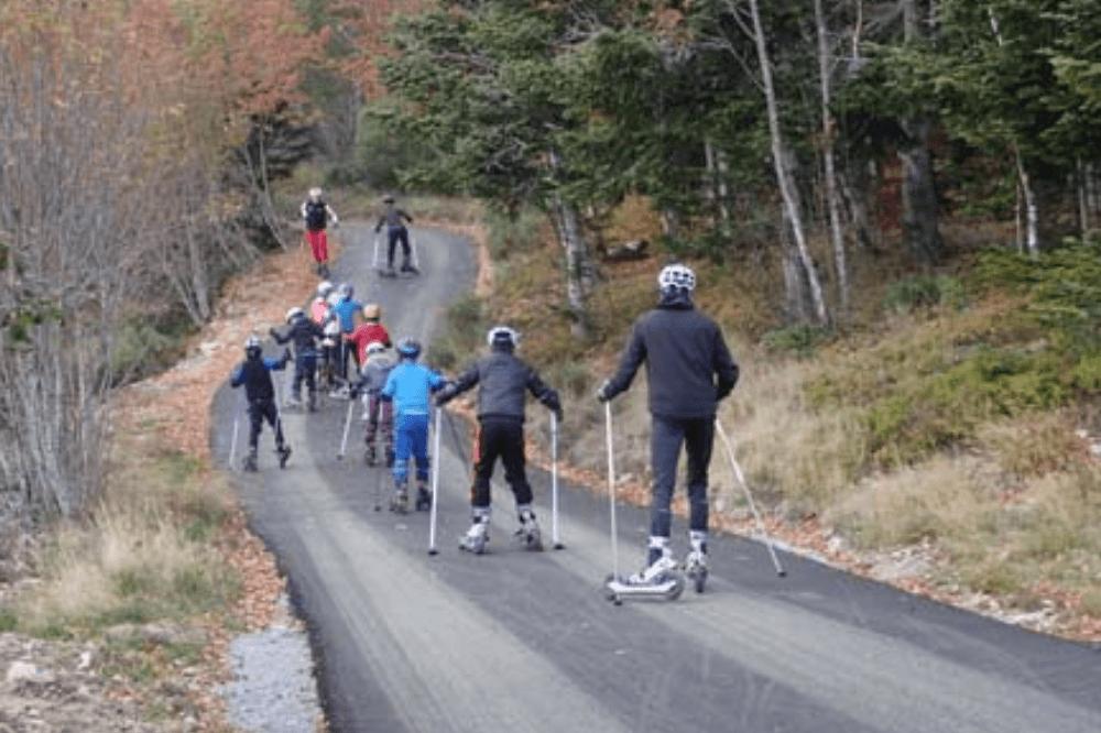 Ecole Ski, Sports-Nature