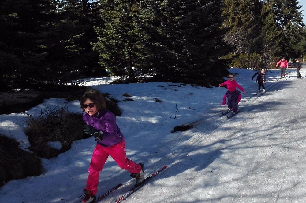 L'Ecole de Ski du SCML