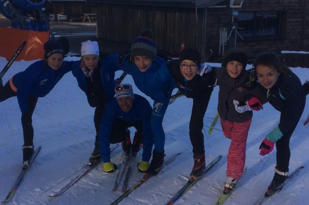 Objectif ski !