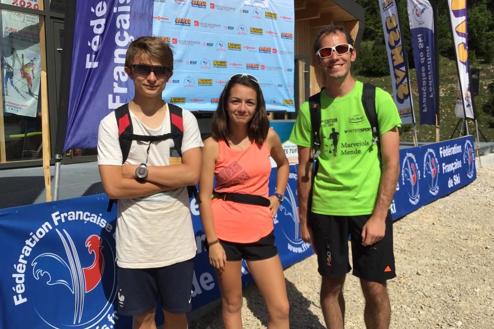 SAMSE Biathlon SUMMER TOUR, Prémanon