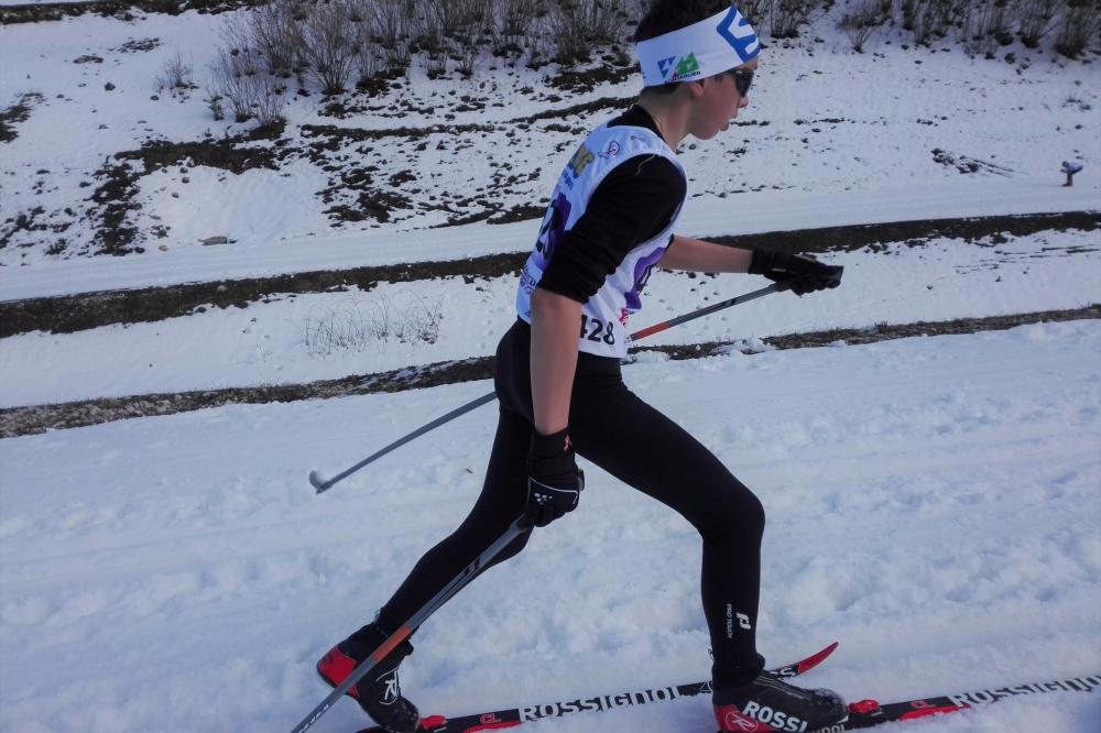 Challenge National U15 Ski de Fond - Prémanon