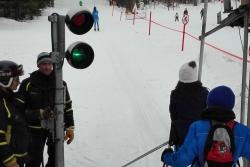 Groupe compétition, journée Biathlon/descente